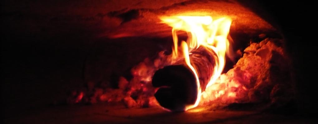 La tradition – Pizzas cuites au feu de bois